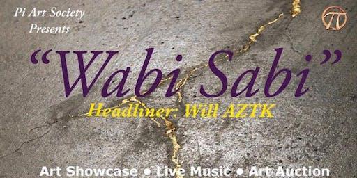 Wabi Sabi Art show