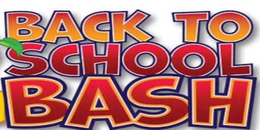 Back to School Bash -Harrison & Washington Counties