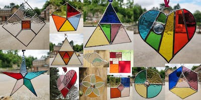 Make Your Own Stained Glass Suncatcher with Veetreo Elsecar