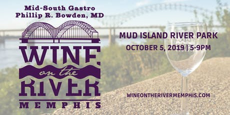Wine on the River Memphis tickets