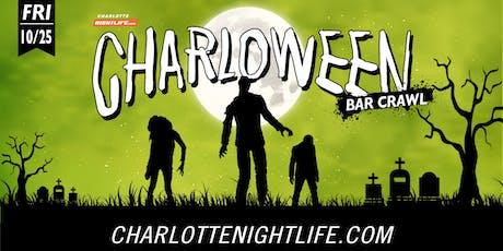 14th Annual CHARLOWEEN Bar Crawl  tickets