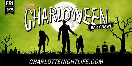 14th Annual CHARLOWEEN Bar Crawl