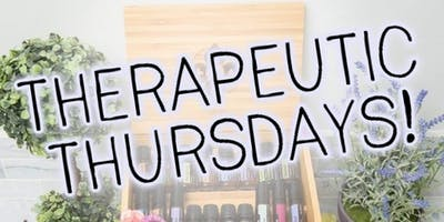 Therapeutic Thursdays - NEW: Open Wellness Hours w/ Lisa