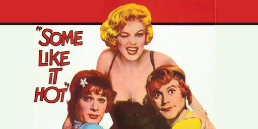 Silver Sunday Matinee: Some Like It Hot