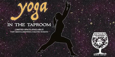 YOGA! in the Taproom - 7/20