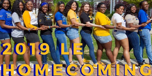 2019 LE Homecoming
