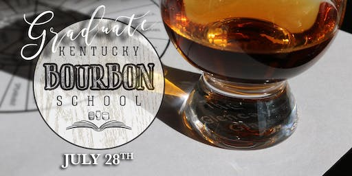 Advanced Bourbon & Food Pairings • JULY 28 • GRADUATE KY Bourbon School (was Bourbon University) @ The Kentucky Castle