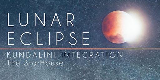 Lunar Eclipse Kundalini Integration