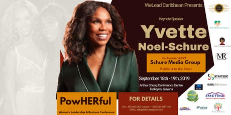 PowHERful: Women's Leadership & Business Conference tickets