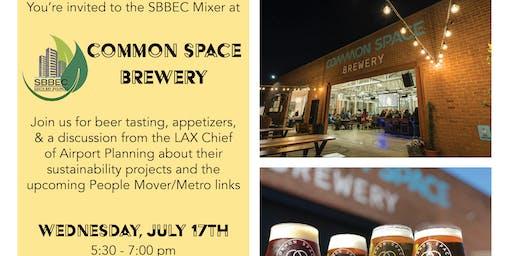 SBBEC July 2019 Mixer