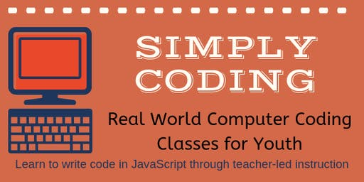 Beginning Coding Camp: Scott County Middle-High School Aug 5-9, 3:30-5:30