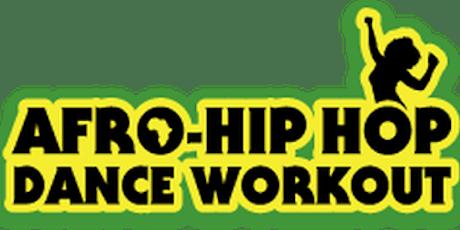 Afro Hip Hop Dance Workout tickets