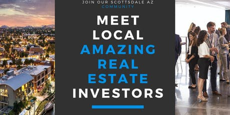 Scottsdale AZ Real Estate Investing FREE Workshop tickets