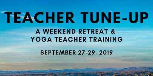 Teacher Tune-Up Retreat Peoria