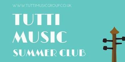 Tutti Music Group - Charlecote