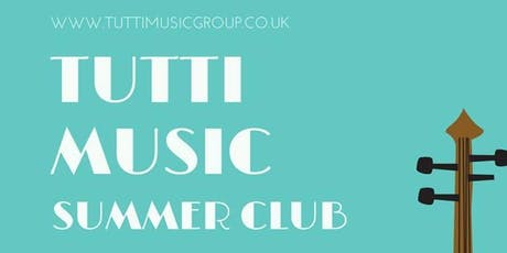 Tutti Music Group - Charlecote tickets