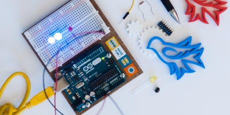 Introduction to Programmable Electronics with Arduino for UVic Libraries' DSC - July 25, 2019 tickets