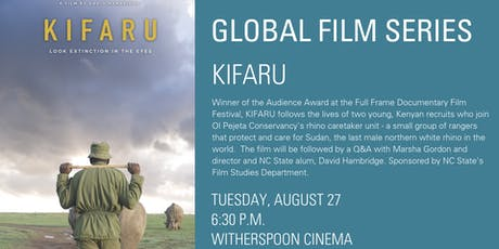 Global Film Series: KIFARU tickets