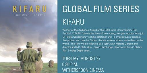 Global Film Series: KIFARU