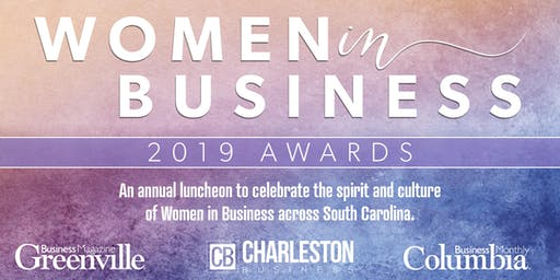 SC Women in Business Awards