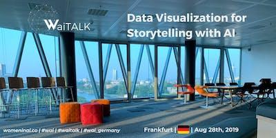 "WaiTALK on ""Data Visualization for Storytelling with AI"""
