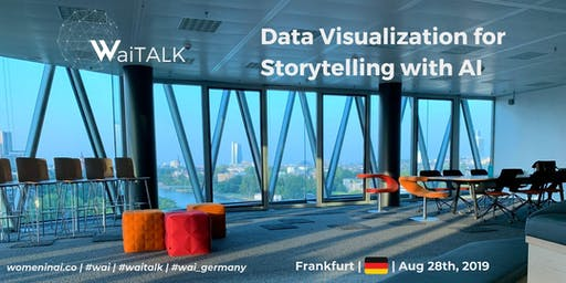 "WaiTALK on ""Data Visualization for Storytelling with AI"""