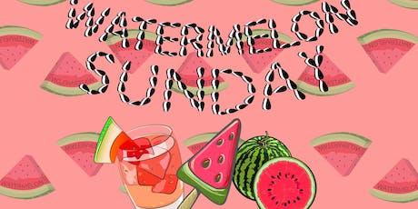 Watermelon Sunday tickets