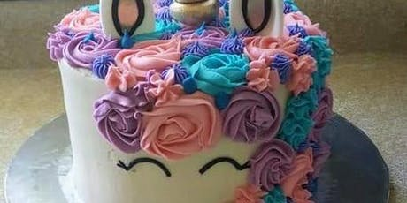 Decorate Your Own Unicorn Cake tickets