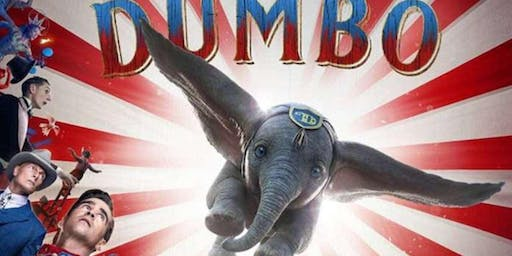 Movies in the Park - Dumbo