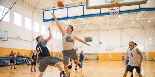 Adult Basketball Summer @ the J 18+