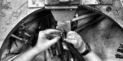 Vintage Ring Making & History of Diamonds