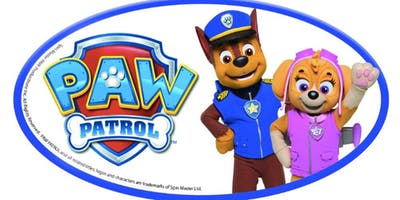 Pizza Party with Paw Patrol