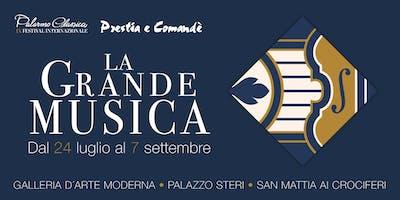 Palermo Classica: Prestia e Comandè regala la Grande Musica