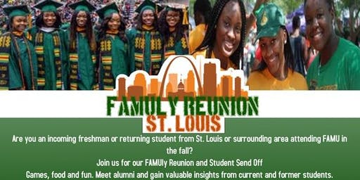 St. Louis FAMUly Reunion and Student Send Off