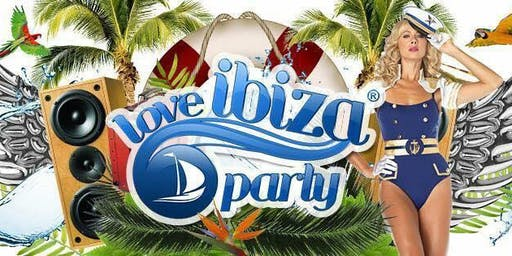 Love Ibiza Boat Party