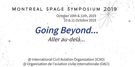 Montreal Space Symposium 2019 tickets