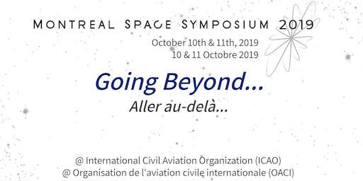 Montreal Space Symposium 2019