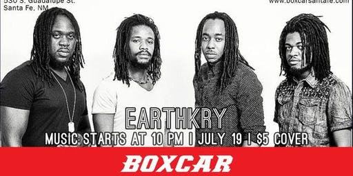 Earthkry at Boxcar SF
