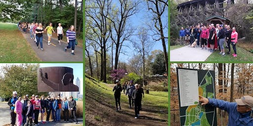 Friday Fitness Trek: Freedom Park + Olmsted Linear Park