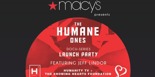 The Humane Ones Docu-series Launch Party