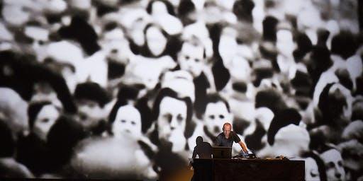 LISTEN:Mass Observation (uk premiere) Scanner. Live event