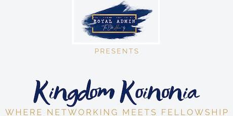 Kingdom Koinonia tickets