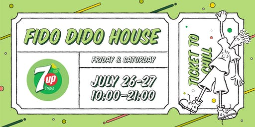 Fido Dido House by 7UP Free