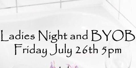 Ladies Night and BYOB! to Benefit Meraki Animal Sanctuary