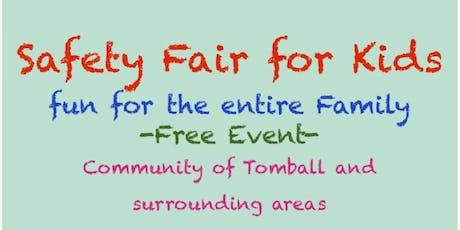 Children's Safety Fair tickets