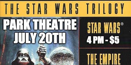 Star Wars Trilogy tickets
