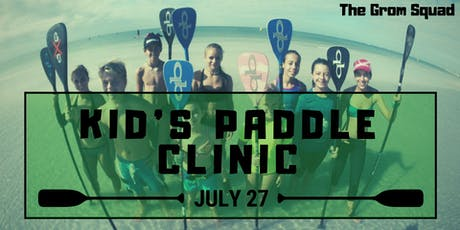 Kid's Stand Up Paddleboard Clinic tickets