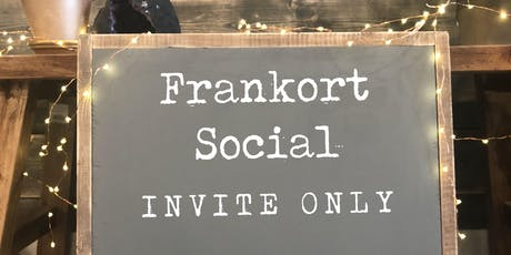 Frankfort Social   Wood Sign Workshop   Invite Only tickets