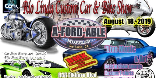 Rio Linda Custom Car & Bike Show