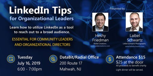 LinkedIn Tips for Organizations Leaders